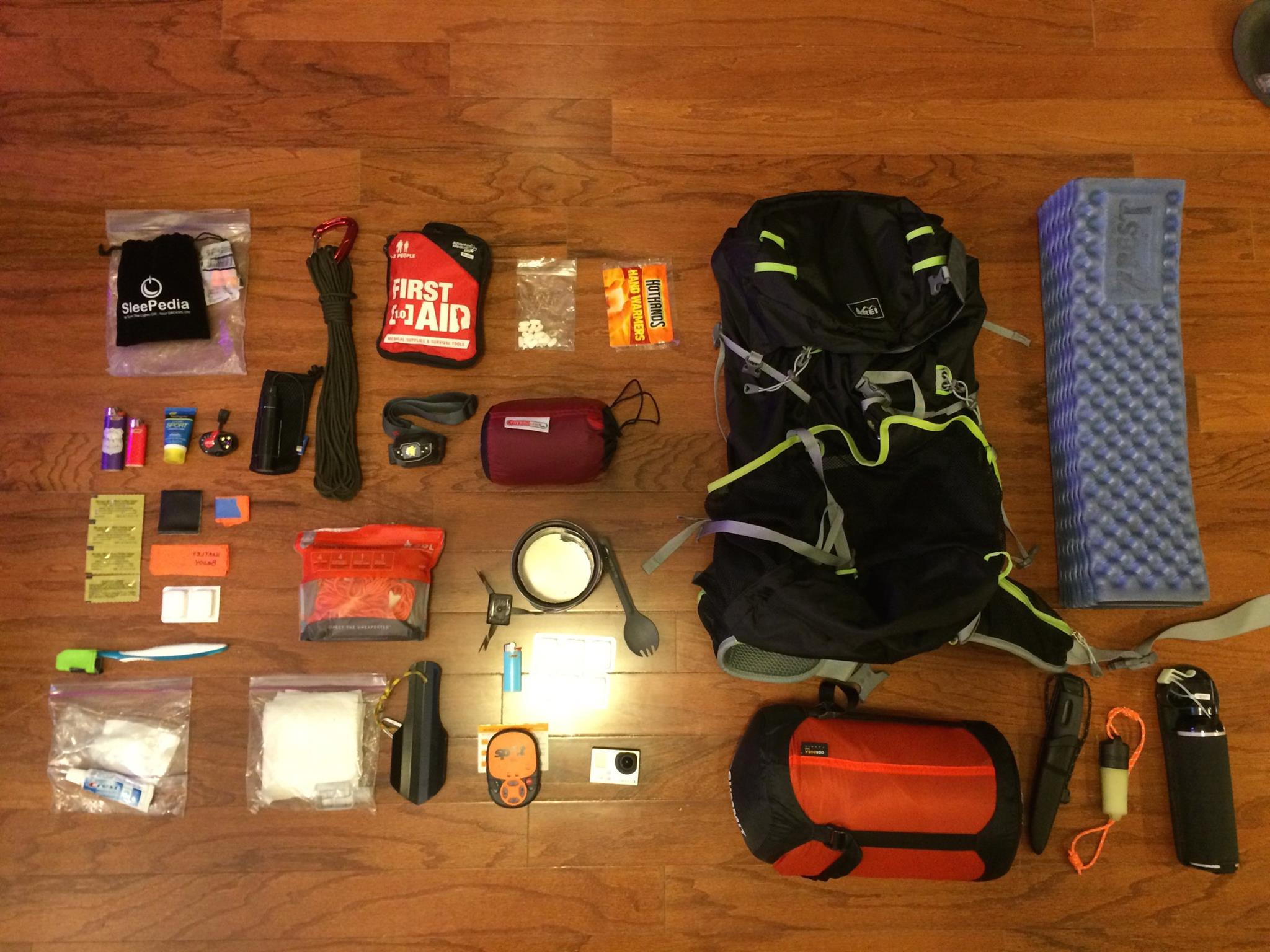 The Ultimate Backpacking Checklist Everything You Need To Remember For Perfect Trip